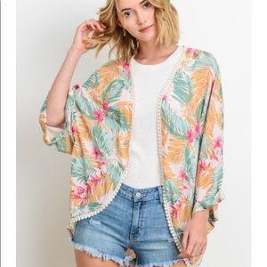 Other - Palm + Pools Kimono